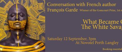 Conversation with the French author Francois Garde