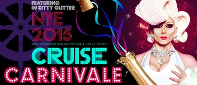 New Years Eve 2015 Cruise Carnivale Feat DJ Kitty Glitter