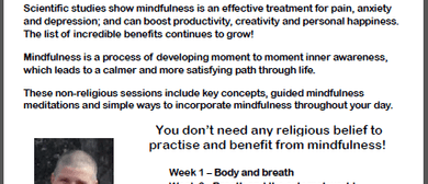 Mindfulness Basics Meditation Sessions