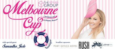 Nautique; The Styled Group's Melbourne Cup Gala Event 2015