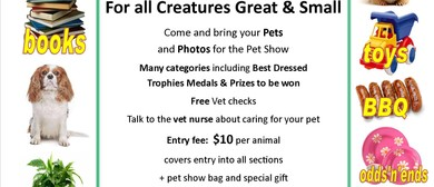 St Matthew's Fair On The Square, Pet Shpw And Baby Show