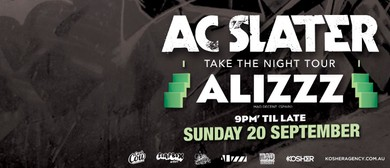 Black Cherry Sunday - Ac Slater And Alizzz