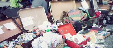 Suitcase Rummage - Spring Fling Street Festival