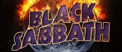 Black Sabbath - The End Farewell Tour 2016
