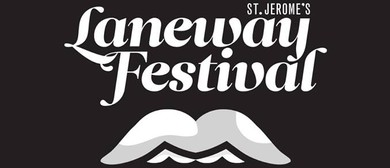 St. Jerome's Laneway Festival 2016: SOLD OUT