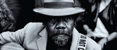 Frank Yamma In Concert & Dinner