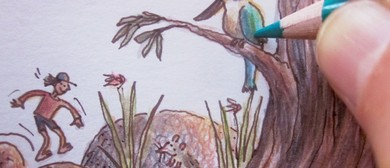 Twitcher Picture - The Art Of Birds