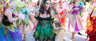 Fremantle Festival - Street Parade & Festival Closing Party