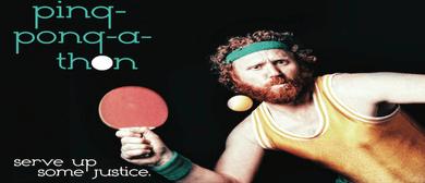 2015 Ping Pong-A-Thon