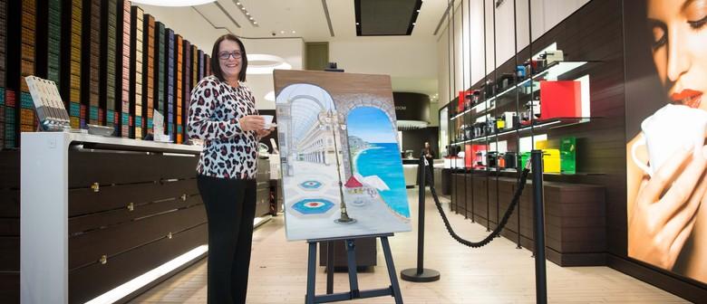 Nespresso Unveils Artwork By Brisbane Artist