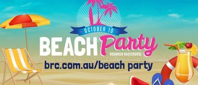 Beach Party Raceday