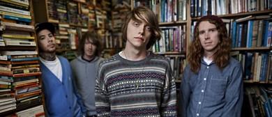 The Getaway Plan - Dark Horses Tour 2015