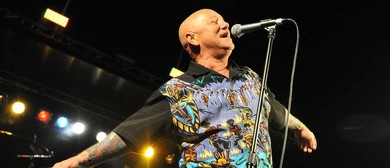 Angry Anderson With The James Southwell Band