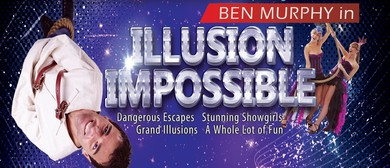 Illusion Impossible - Internationally Acclaimed Ben Murphy