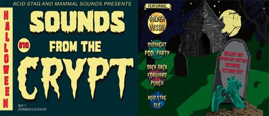Sounds From The Crypt - Halloween Party