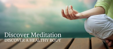 Discover Meditation 3 Part Course