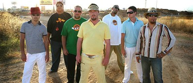 Fat Freddy's Drop National Album Tour
