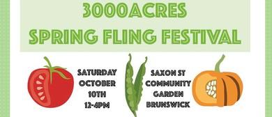 3000acres Spring Fling Festival