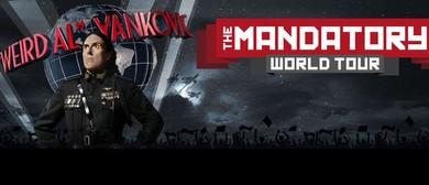 Weird Al Yankovic - Mandatory Tour