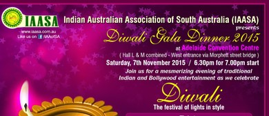 Diwali - the Festival of Lights Gala Dinner
