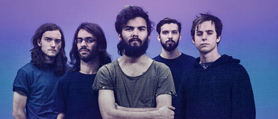 Northlane - The Node Australian Tour
