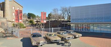 National Motor Museum Turns 50