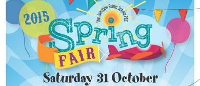 The Junction Public School Spring Fair 2015