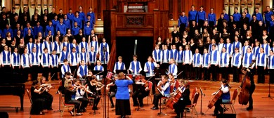 Voices of Birralee's 20th Anniversary Concert