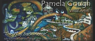 The Way Back Home - Pamela Gough