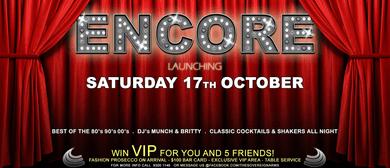 Encore Launch