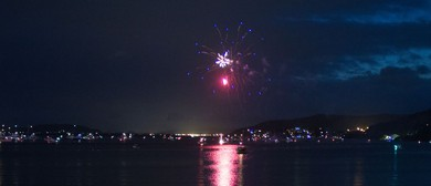 Gosford Waterfront New Year's Eve Festival