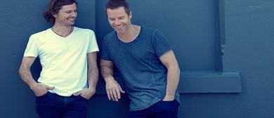 Guy Pearce And Darren Middleton Broken/Translations Tour