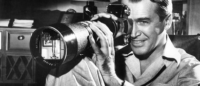 Rear Window - Eyes Without A Face: Surveillance In Cinema