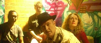 Dave Graney and The mistLY