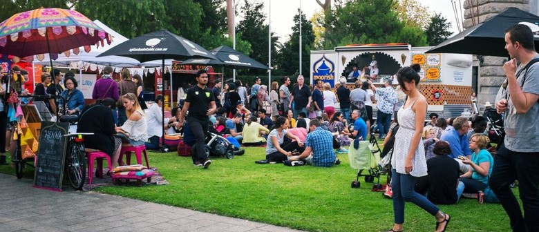 Adelaide Night Market 2015-16