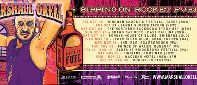 Marshall Okell Album Launch Tour