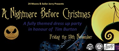 A Nightmare Before Christmas - Tim Burton Dress Up Party