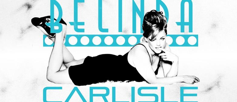 Belinda Carlisle 2016 Tour With Pseudo Echo