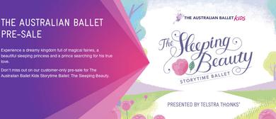 The Australian Ballet Kids - The Sleeping Beauty