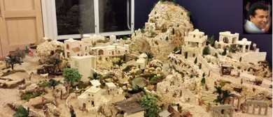 Australian Nativity Scene 2015