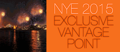 NYE 2015 Exclusive Ticketed Vantage Point