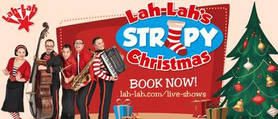 Lah-Lah's Stripy Christmas