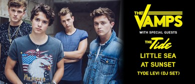 The Vamps One-Off Show Sydney