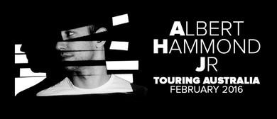 Albert Hammond Jr. Australian Tour