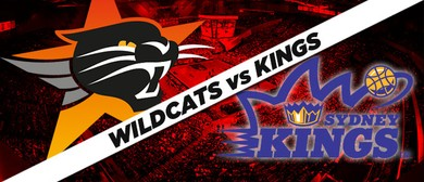 Perth Wildcats v Sydney Kings