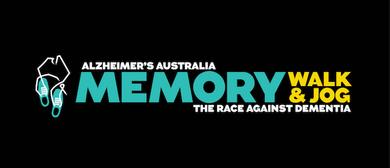 Alzheimer's Australia Memory Walk And Jog