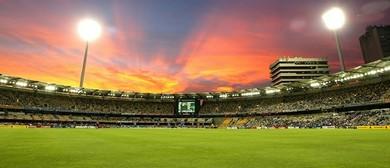 2nd Victoria Bitter ODI - Australia Vs India