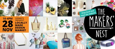 The Makers' Nest - Locally Made Design Market