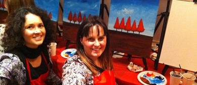 Life With Paint - Social Paint Night