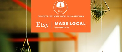Etsy Made Local Canberra